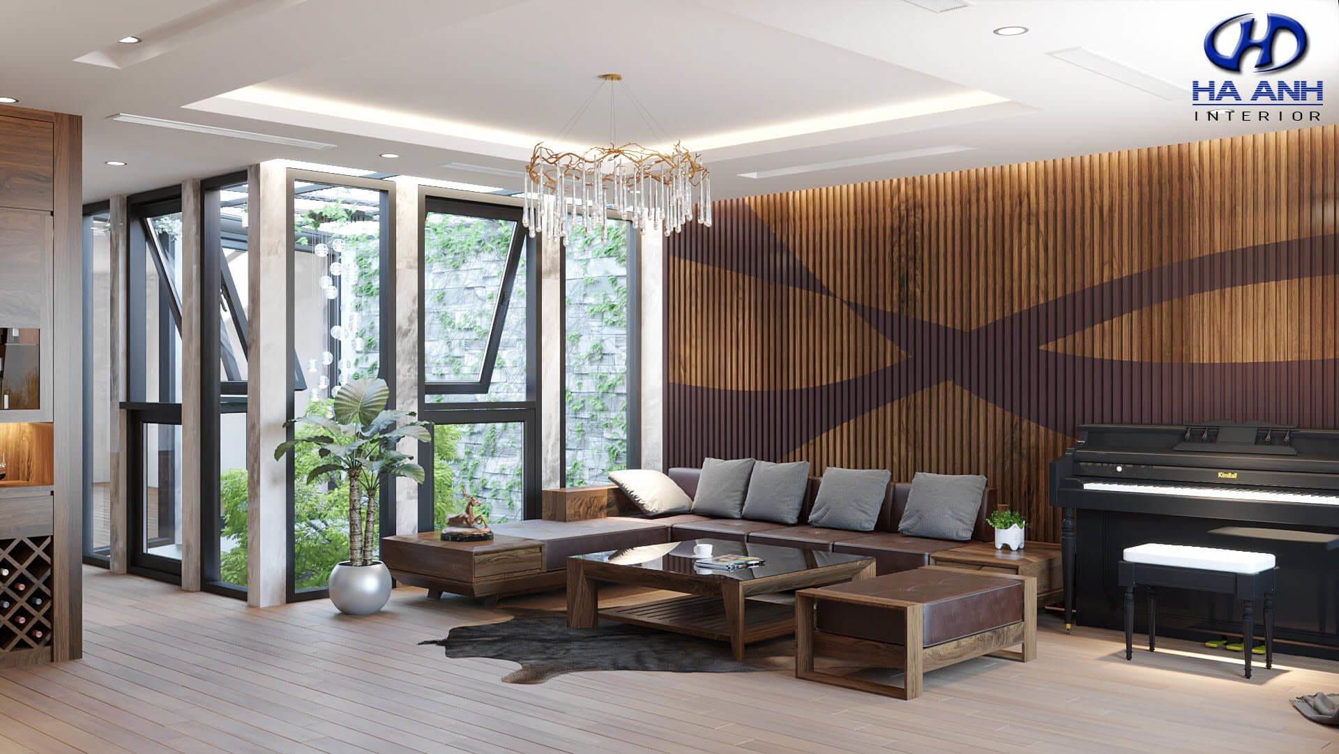 Những Mẫu Sofa Đẹp Của Nội Thất Hà Anh
