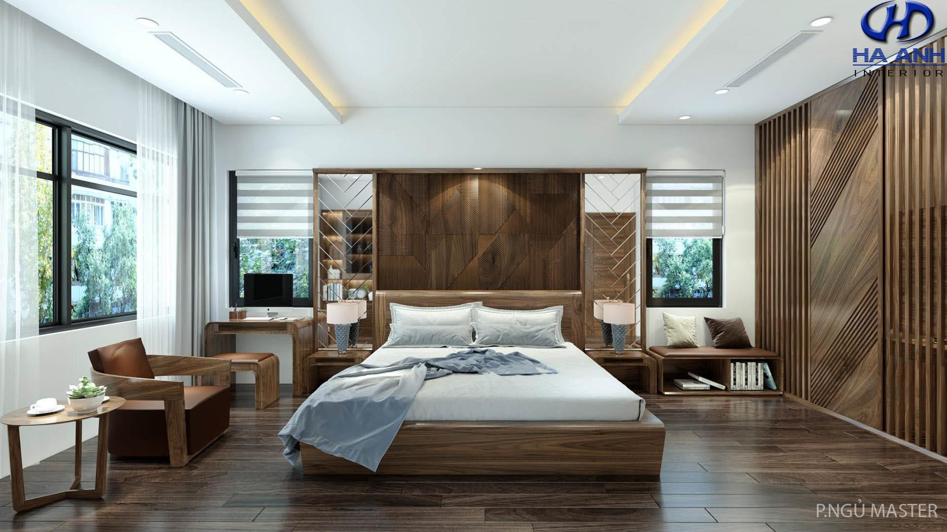 Mua giường gỗ óc chó ở đâu tốt?