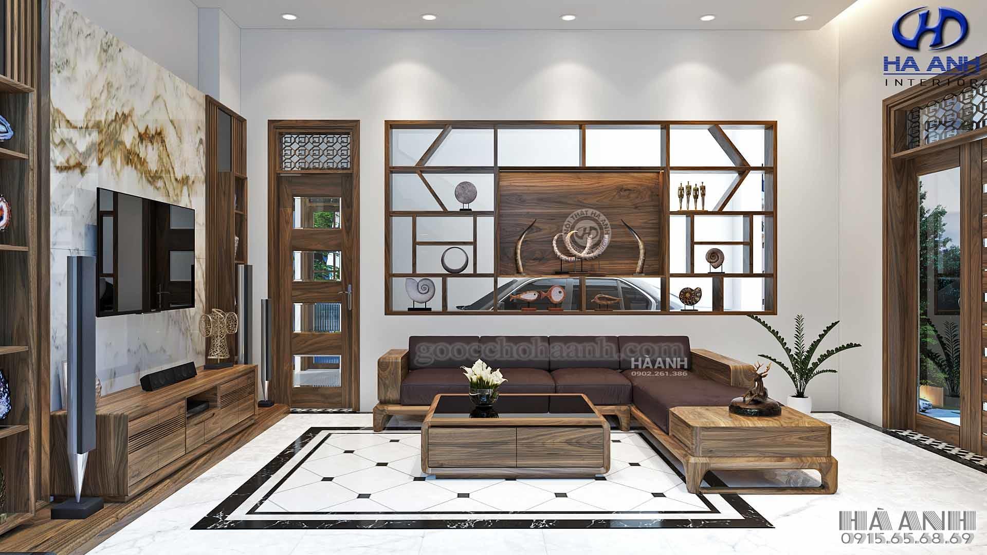 Cách chọn sofa phù hợp với phòng khách của bạn