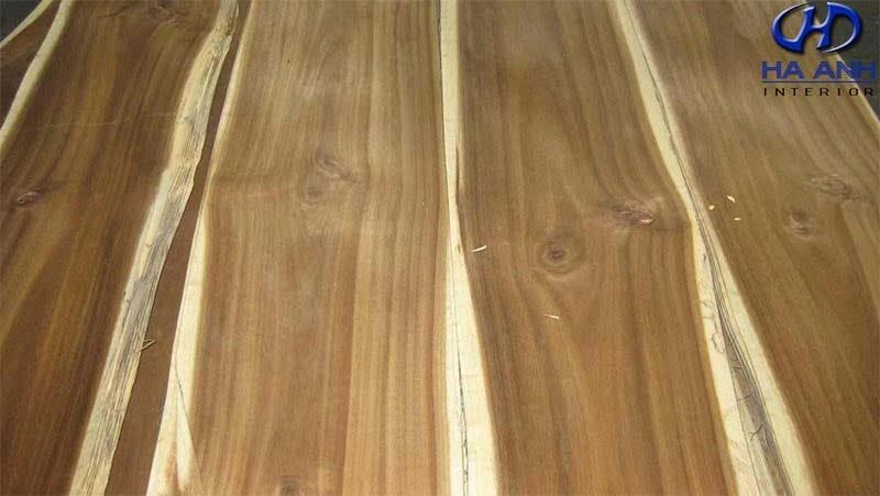 gỗ óc chó loại 2