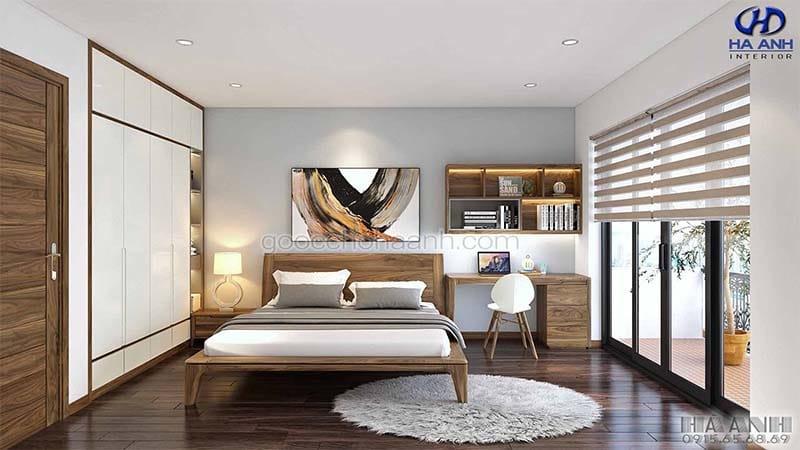Các mẫu giường ngủ bắt kịp xu hướng hiện đại