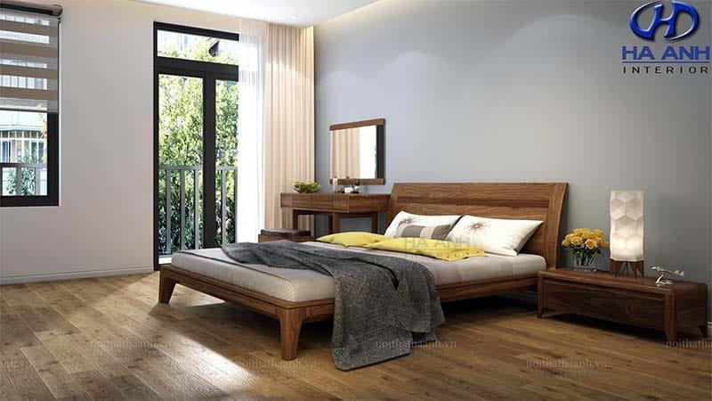 Những mẫu giường ngủ đẹp mới nhất