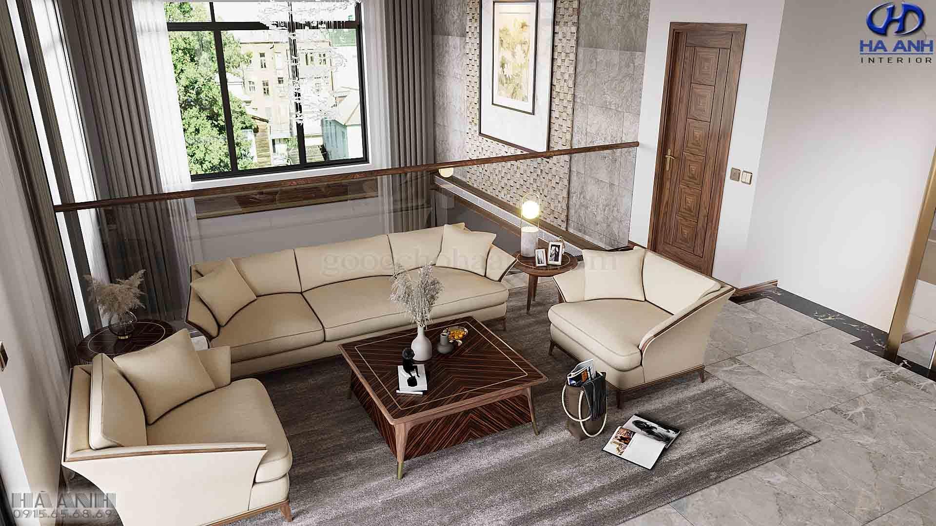 Những mấu thiết kế sofa thời thượng mới nhất